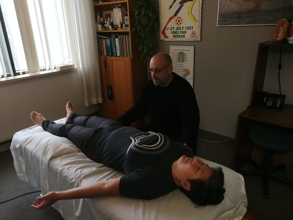 Fluid Dynamics Manual Therapy